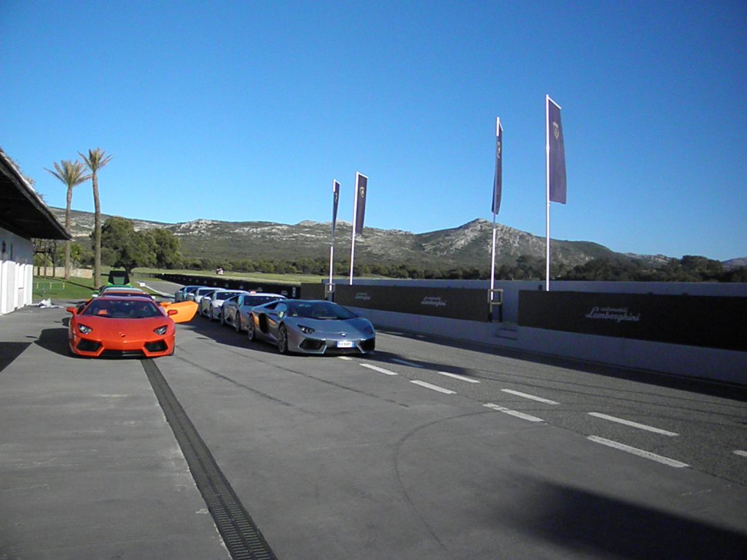 LAMBORGHINI / Huracán GBL 2014 / Málaga