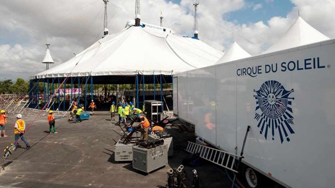 CIRQUE DU SOLEIL / Pre-Production 2004-2020 / Spain